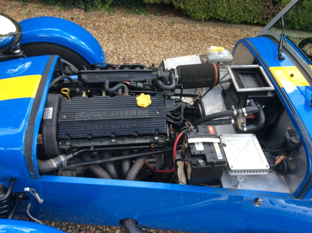 1999 Caterham 7 Roadsport 250 For Sale (picture 6 of 6)