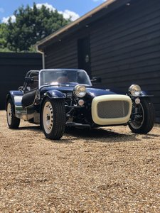 2018 Caterham Seven Super Sprint Delivery Miles!