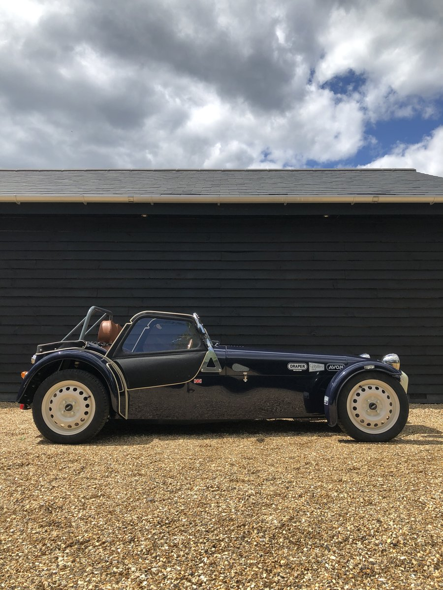 2018 Caterham Seven Super Sprint Delivery Miles!  For Sale (picture 3 of 6)