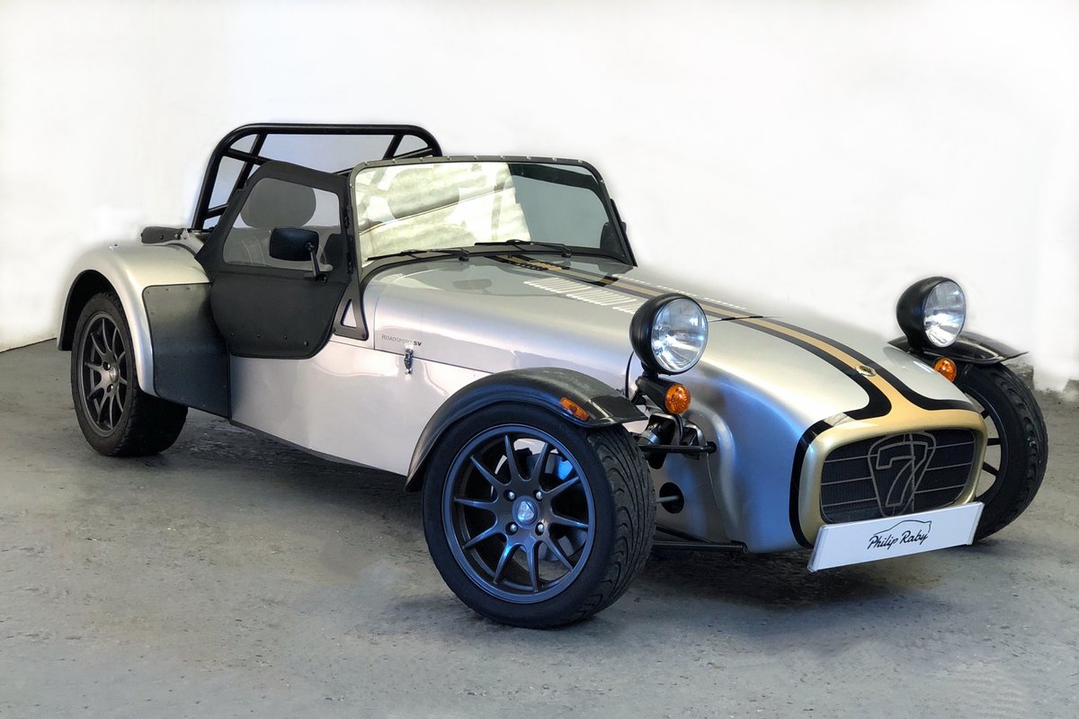 2009 CATERHAM ROADSPORT SV 50TH ANNIVERSARY SOLD (picture 1 of 6)