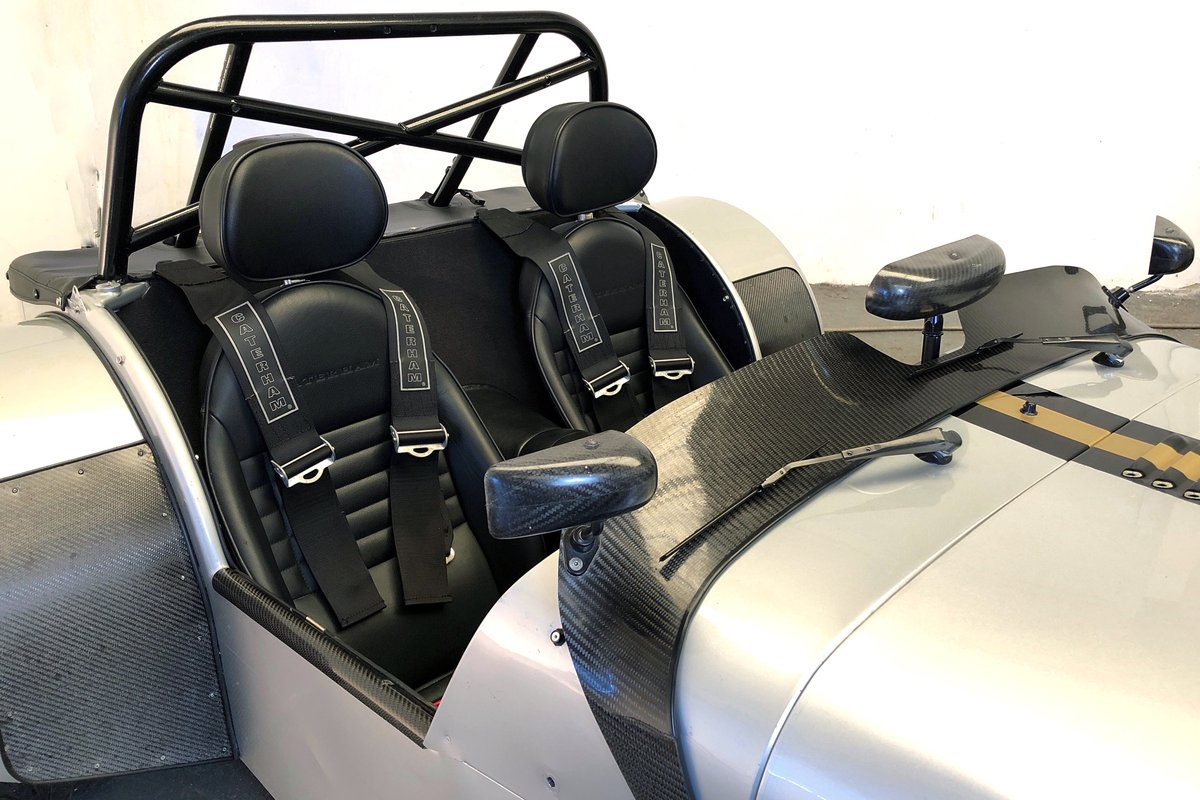 2009 CATERHAM ROADSPORT SV 50TH ANNIVERSARY SOLD (picture 3 of 6)