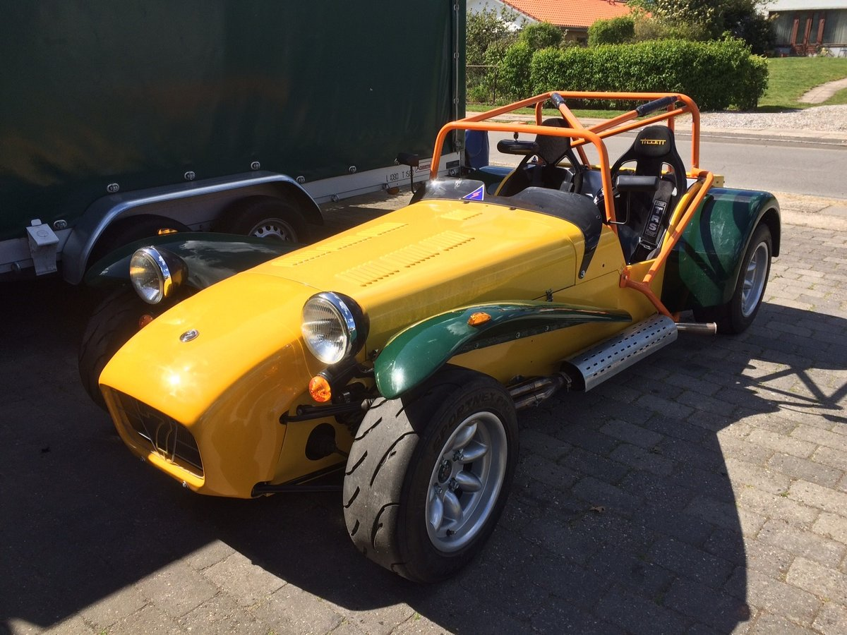 1987 Caterham Supersprint Low mileage Left Hand Drive For Sale (picture 1 of 6)