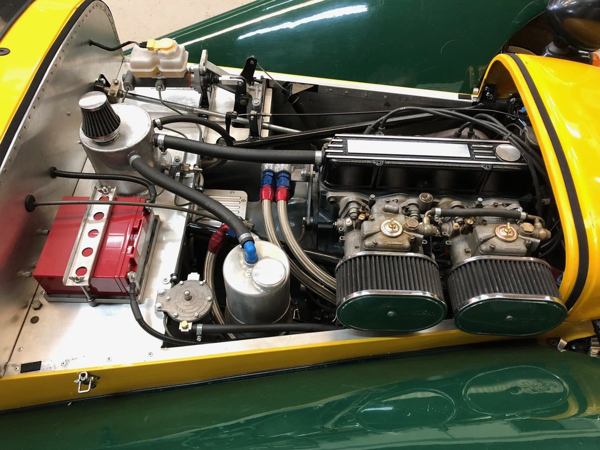 1987 Caterham Supersprint Low mileage Left Hand Drive For Sale (picture 3 of 6)