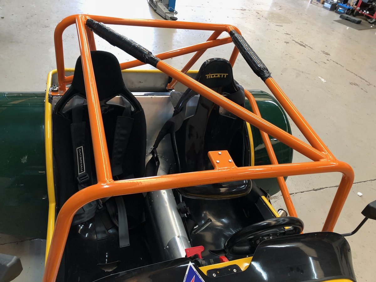 1987 Caterham Supersprint Low mileage Left Hand Drive For Sale (picture 6 of 6)
