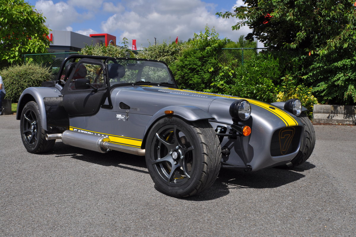2019 Caterham 275S Seven S3 New LHD For Sale (picture 1 of 6)