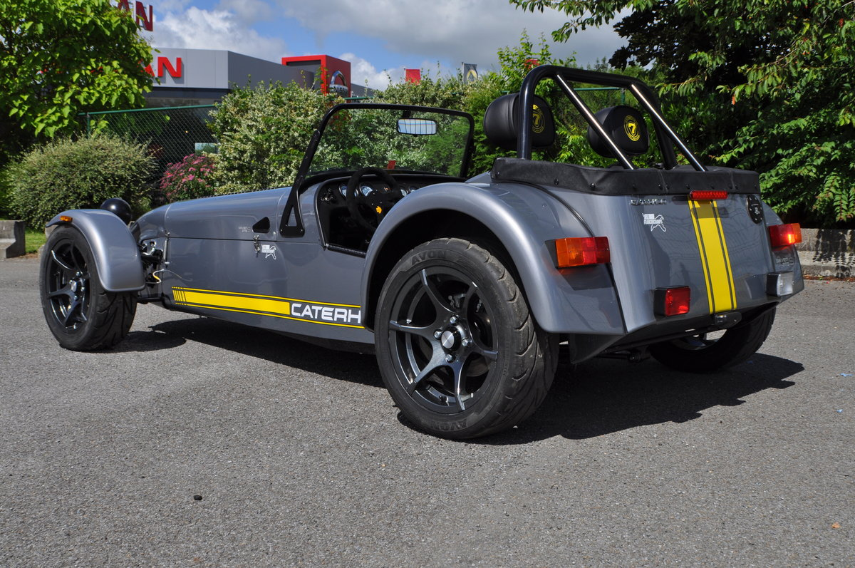 2019 Caterham 275S Seven S3 New LHD For Sale (picture 2 of 6)