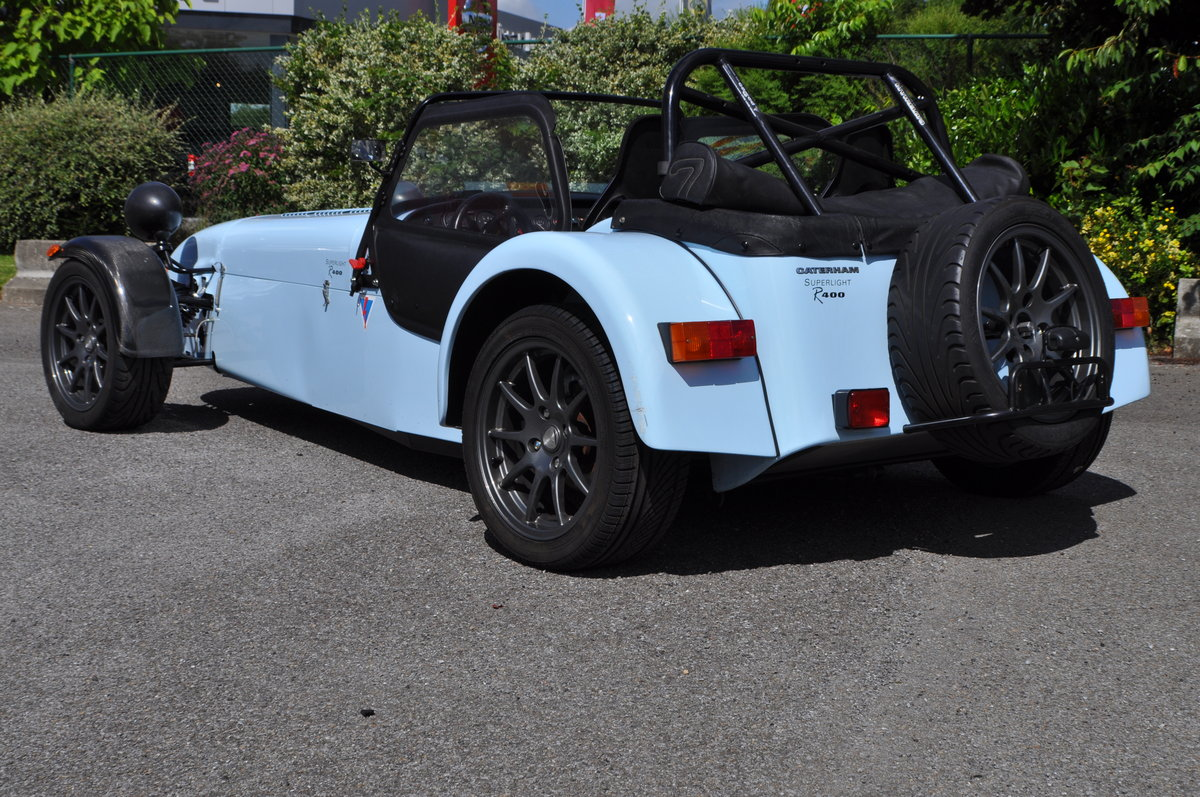 2009 Caterham R400 Seven SV LHD  For Sale (picture 2 of 6)