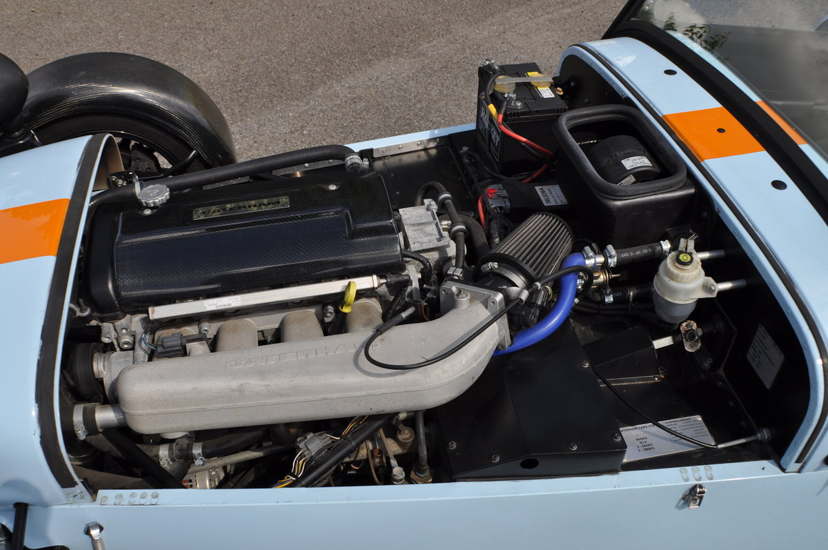 2009 Caterham R400 Seven SV LHD  For Sale (picture 4 of 6)