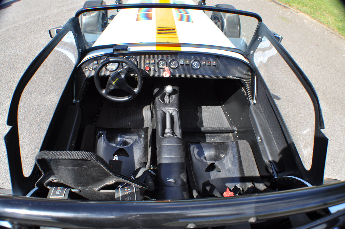 2009 Caterham R400 Seven SV LHD  For Sale (picture 5 of 6)