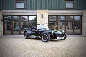 2017 Caterham 310S SV 1600, Black / Kawasaki Green Decals