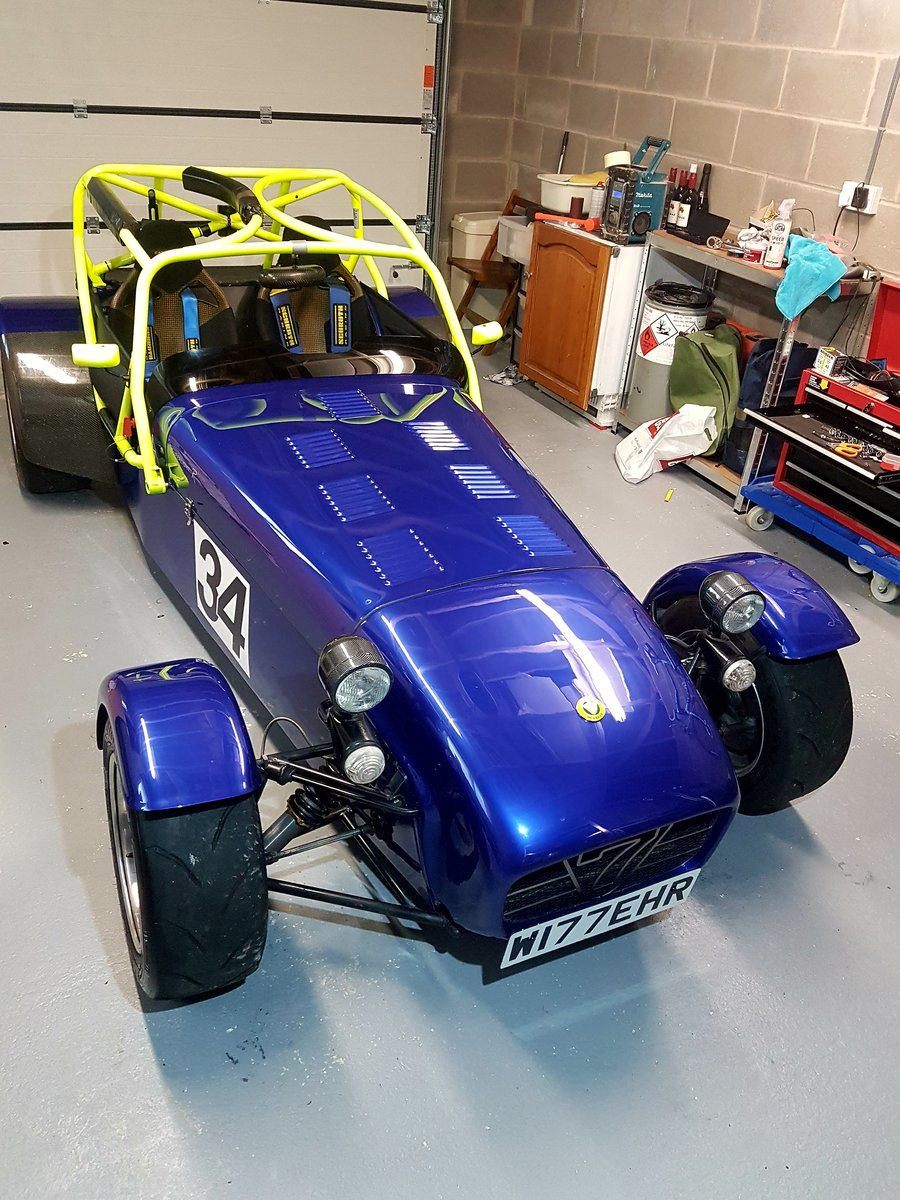 2000 Caterham superlight R For Sale (picture 1 of 6)