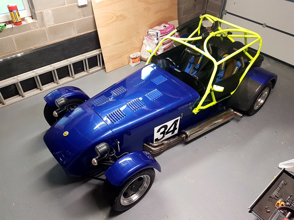 2000 Caterham superlight R For Sale (picture 4 of 6)