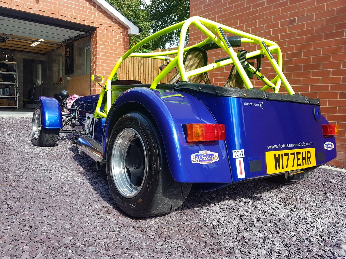 2000 Caterham superlight R For Sale (picture 5 of 6)
