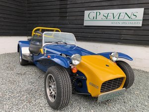 1987 Caterham Classic Supersprint 1.7 Ford 135bhp 4 speed SOLD