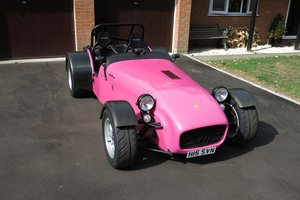 2003 James Whiting Caterham 7 Fireblade For Sale