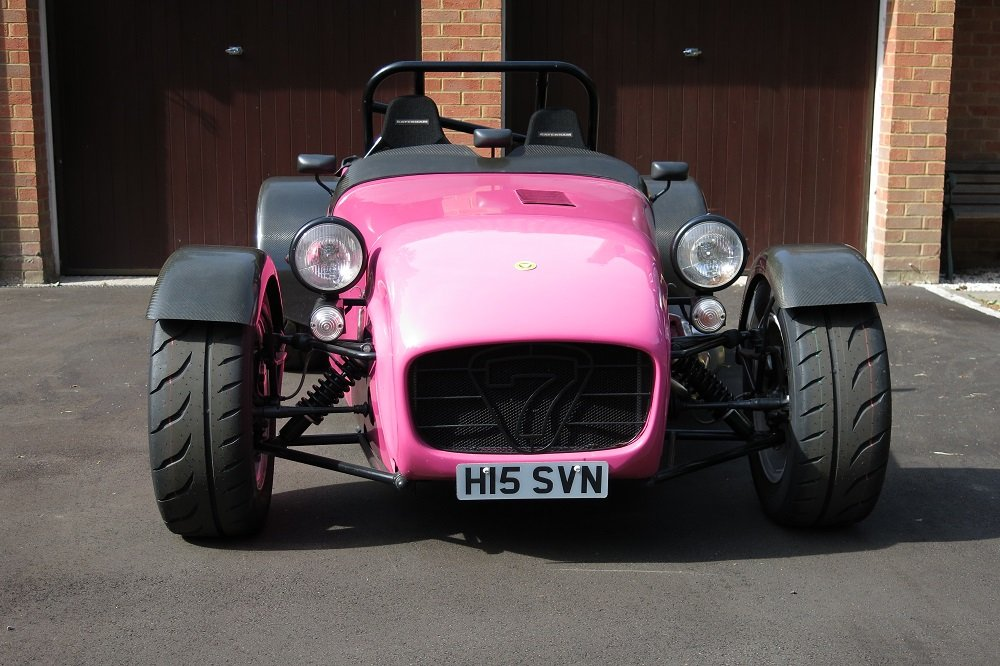 2003 James Whiting Caterham 7 Fireblade For Sale (picture 2 of 6)