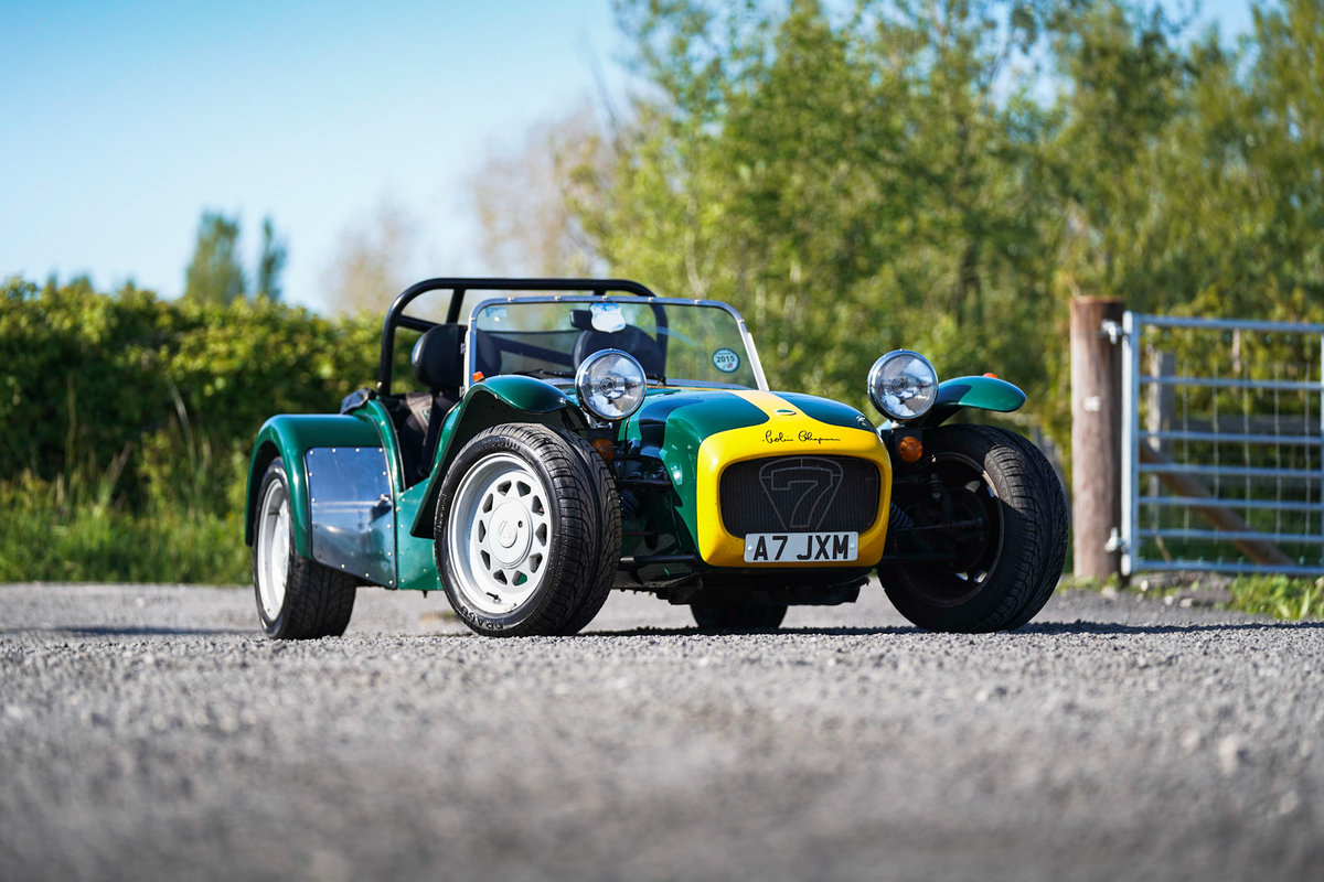 Caterham Seven Super Sprint Lotus 1800cc Ford Crossflow 1993 SOLD (picture 1 of 6)