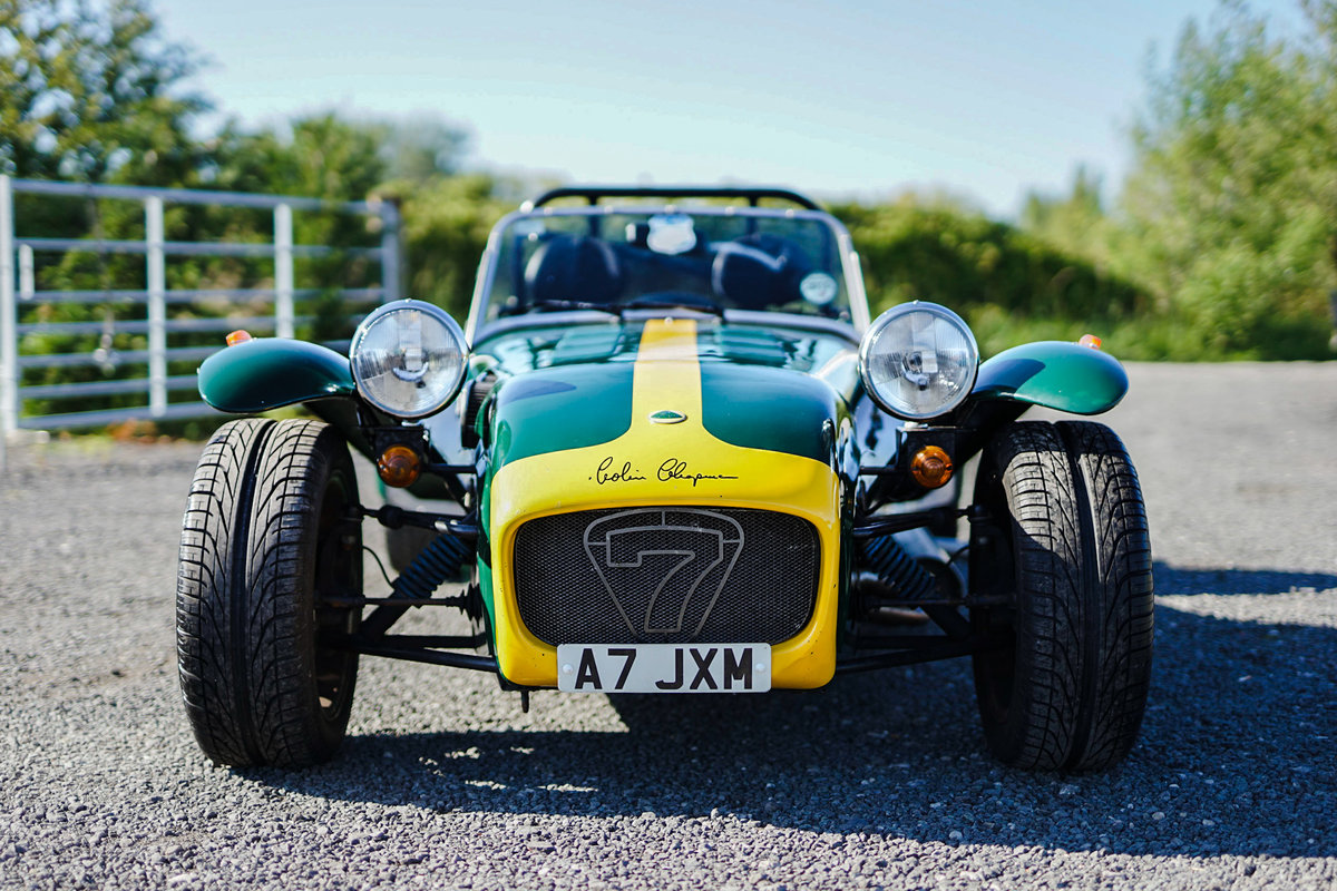Caterham Seven Super Sprint Lotus 1800cc Ford Crossflow 1993 SOLD (picture 4 of 6)