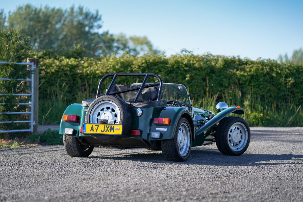 Caterham Seven Super Sprint Lotus 1800cc Ford Crossflow 1993 SOLD (picture 5 of 6)