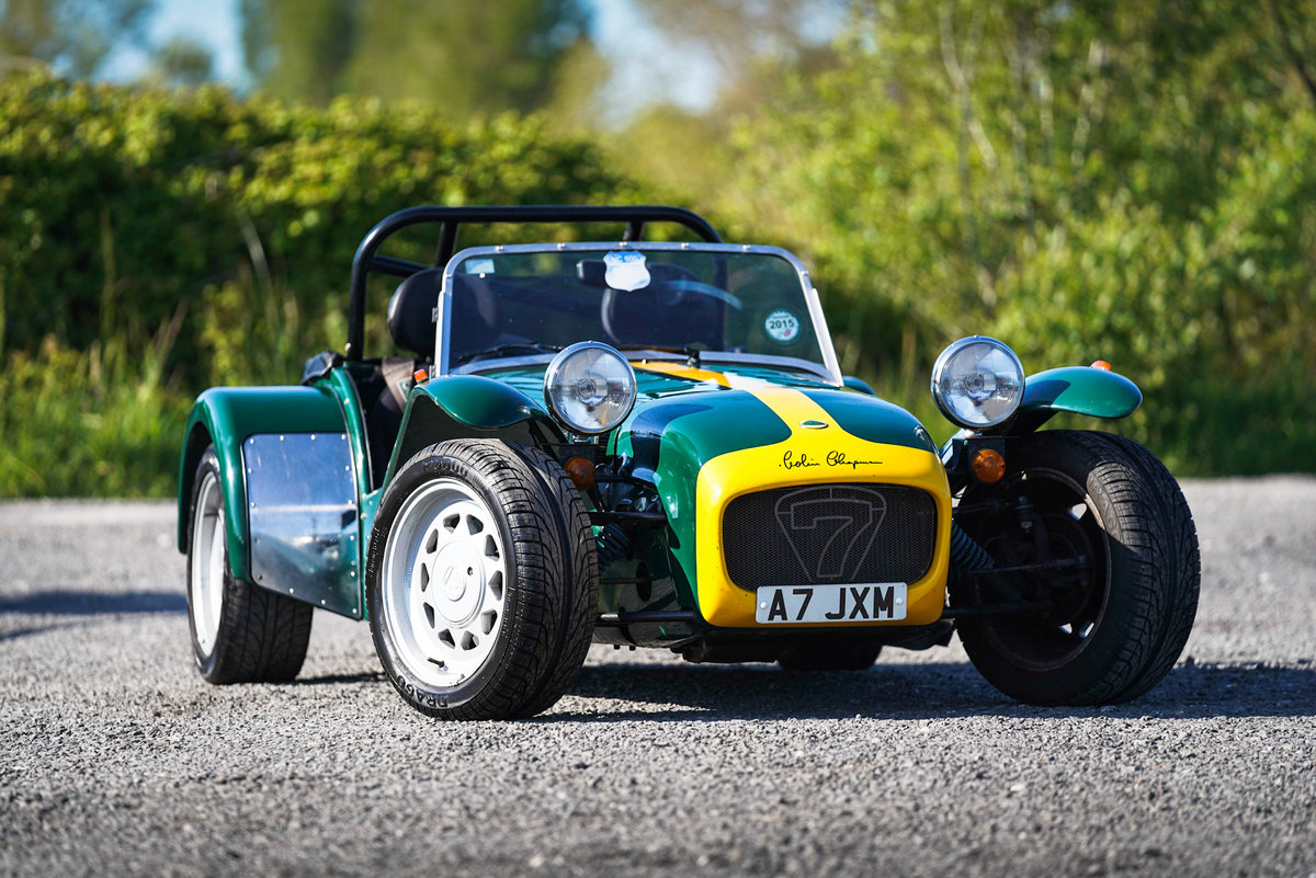 Caterham Seven Super Sprint Lotus 1800cc Ford Crossflow 1993 SOLD (picture 6 of 6)