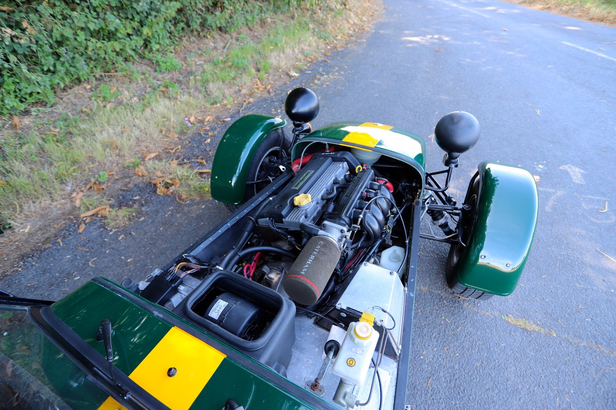 Caterham Seven 1600K Series, 5 Speed De Dion,  2004.  For Sale (picture 6 of 6)