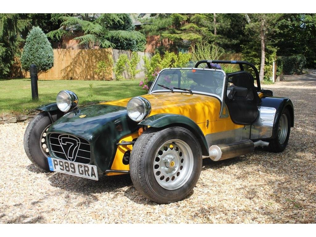 1997 Caterham Seven 1.6 K-Series Super Sport S3 2dr GREAT VALUE,  For Sale (picture 1 of 1)