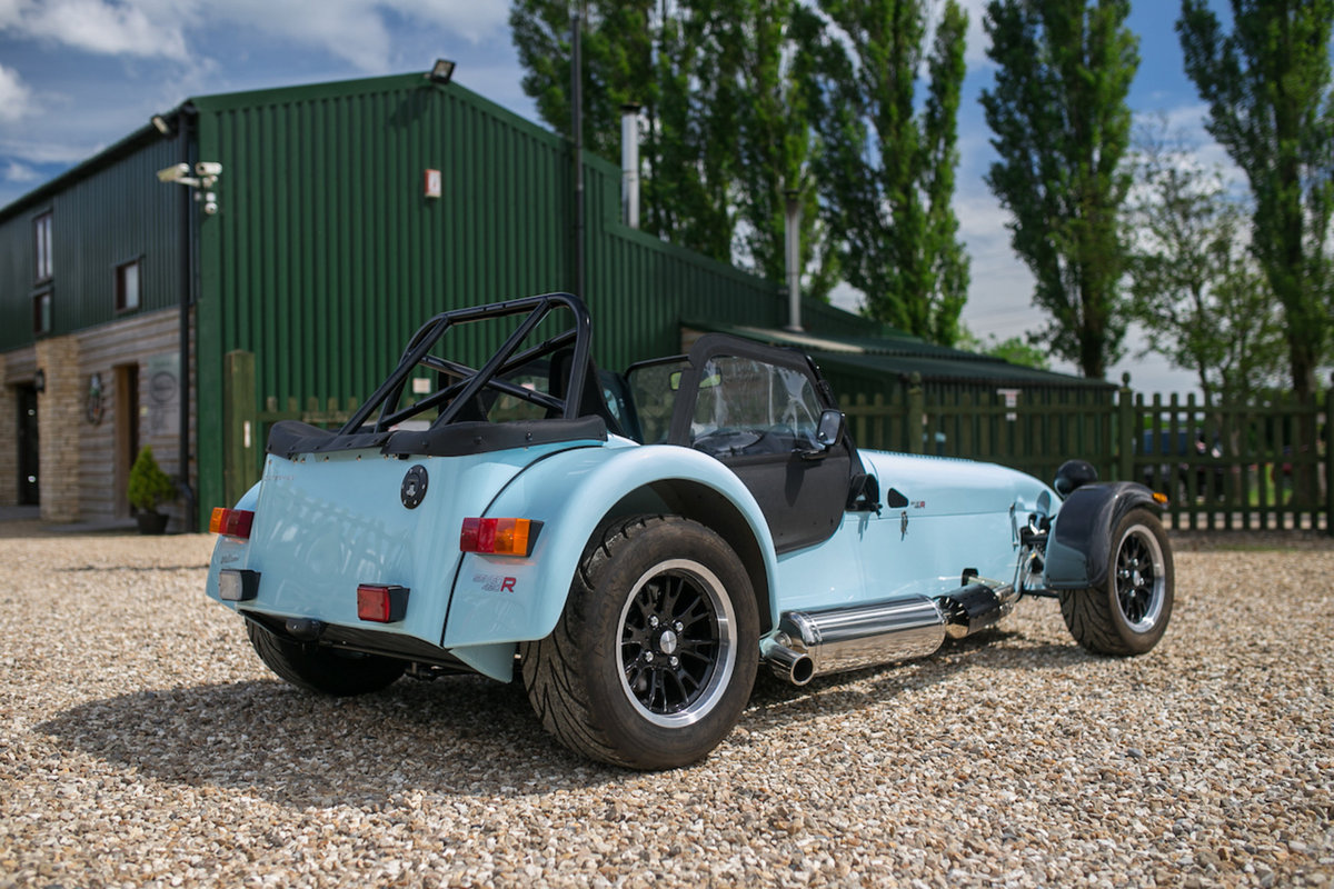 2018 NEW Caterham 420R S3 2.0, Gulf Blue For Sale (picture 2 of 6)