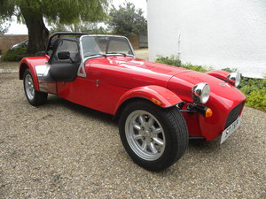 2013 CATERHAM 7 1.4 K SERIES. 5000 MILES For Sale