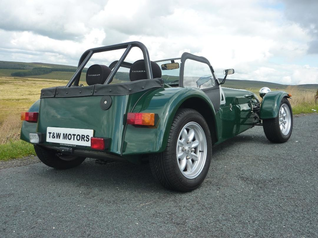 2015 Caterham Seven 1.4 BRG 5,920 miles For Sale (picture 2 of 6)