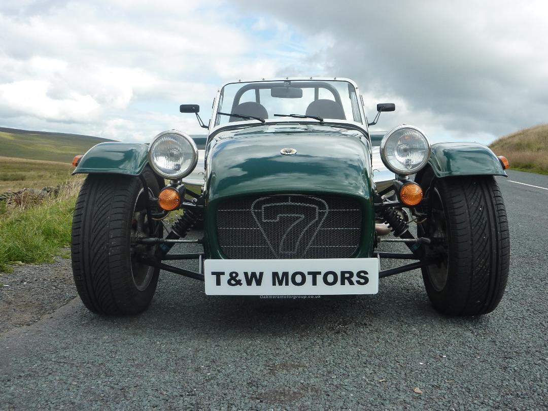 2015 Caterham Seven 1.4 BRG 5,920 miles For Sale (picture 3 of 6)