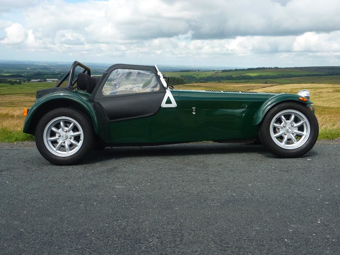 2015 Caterham Seven 1.4 BRG 5,920 miles For Sale (picture 4 of 6)