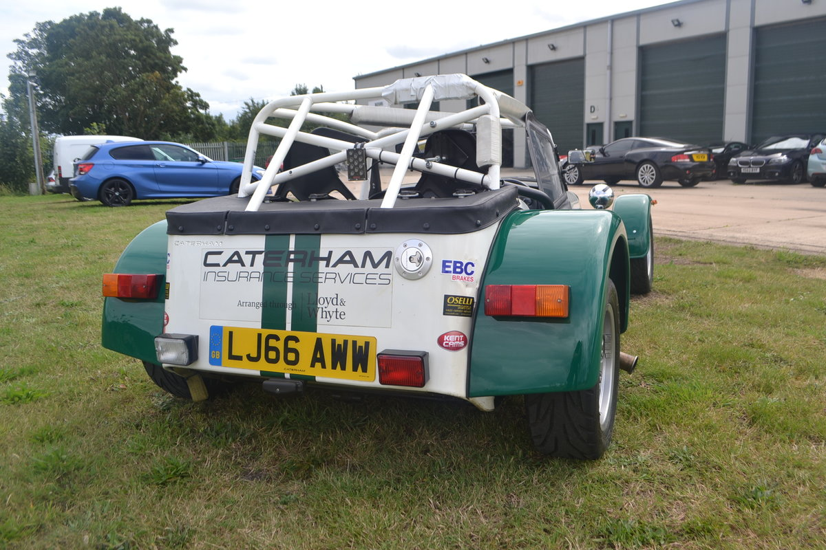 2016 Caterham Roadsport For Sale (picture 4 of 6)