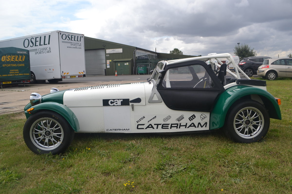 2016 Caterham Roadsport For Sale (picture 5 of 6)