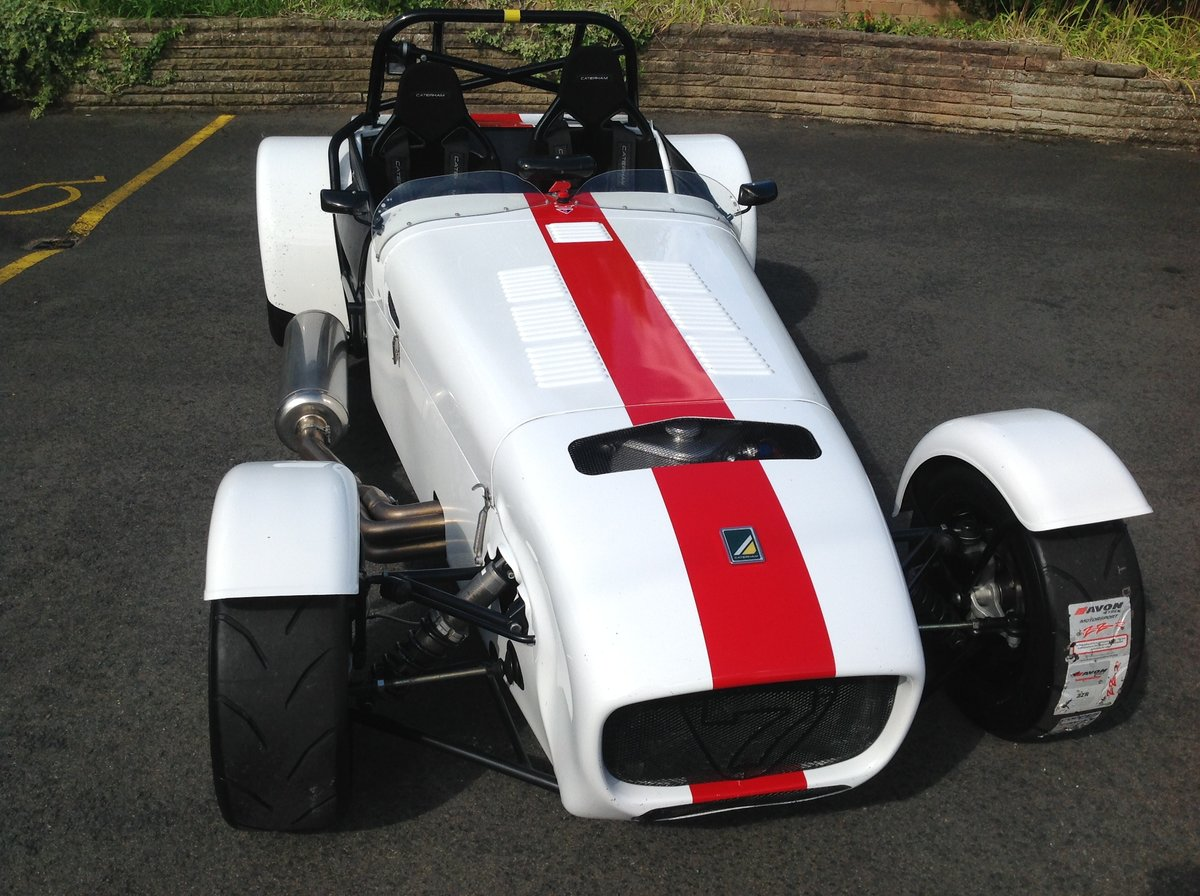 2015 Caterham R300S For Sale (picture 1 of 6)