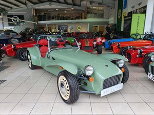 2017 Caterham Seven Sprint