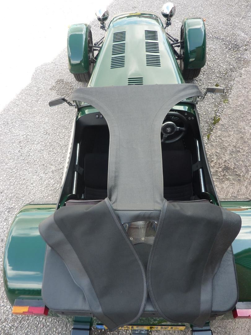 2015 Caterham Seven 1.4 BRG 5,920 miles For Sale (picture 6 of 6)
