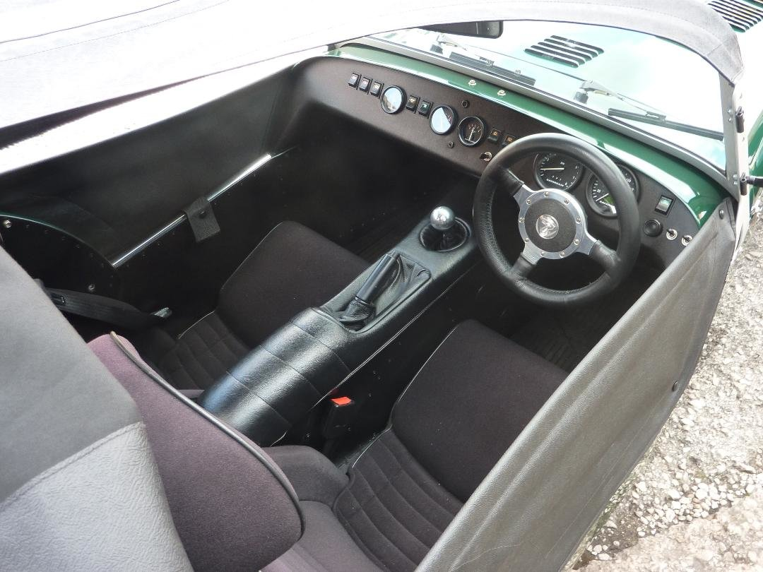 2015 Caterham Seven 1.4 BRG 5,920 miles For Sale (picture 5 of 6)