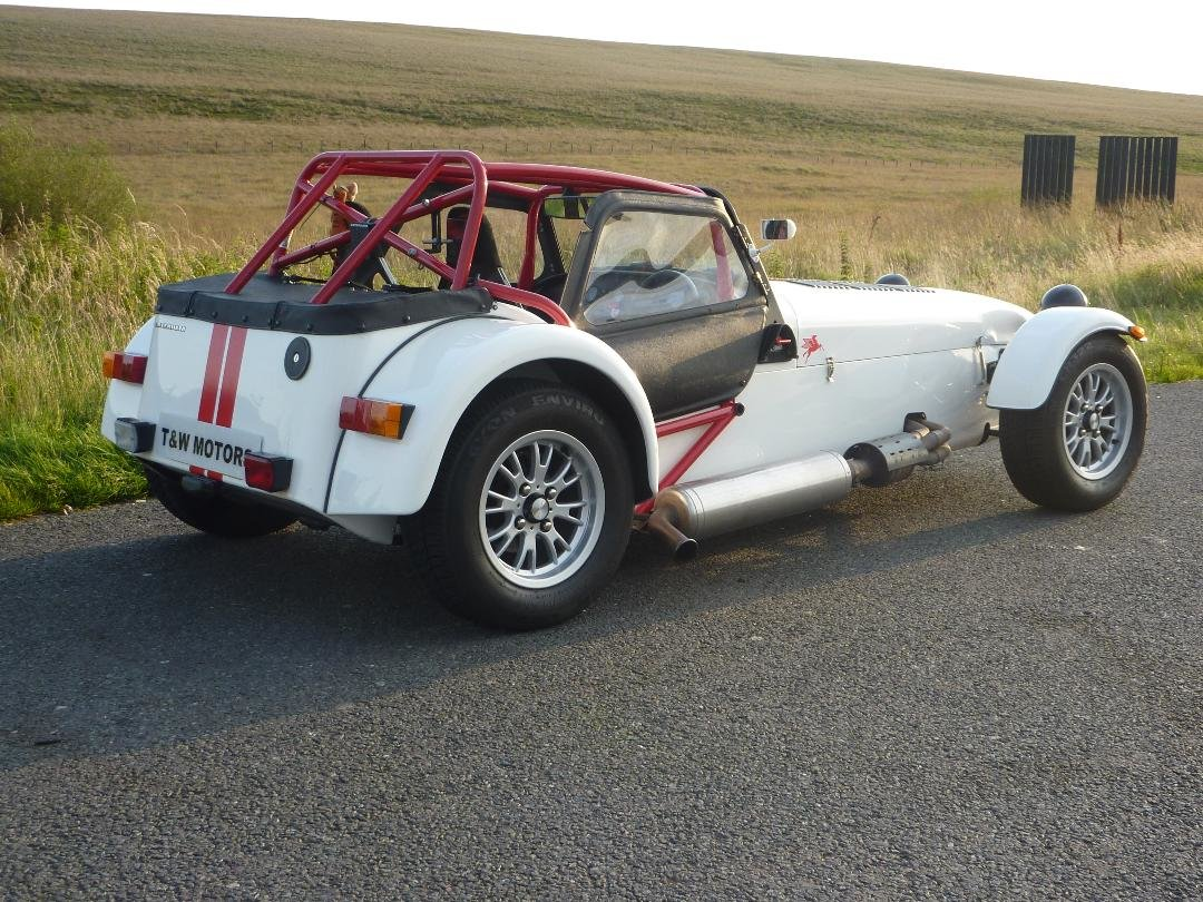 2012 Caterham Seven 1.6 Sigma 4,900 miles For Sale (picture 2 of 6)
