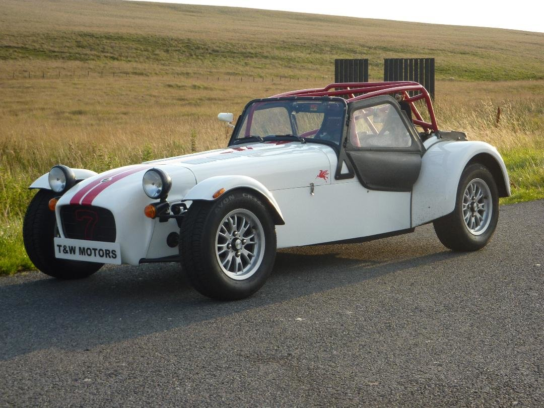 2012 Caterham Seven 1.6 Sigma 4,900 miles For Sale (picture 6 of 6)