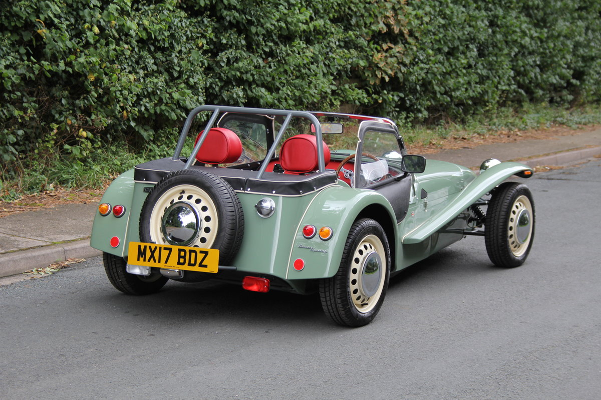 2017 Caterham Sprint 60th Anniversary Edition - 270 Miles SOLD (picture 5 of 20)