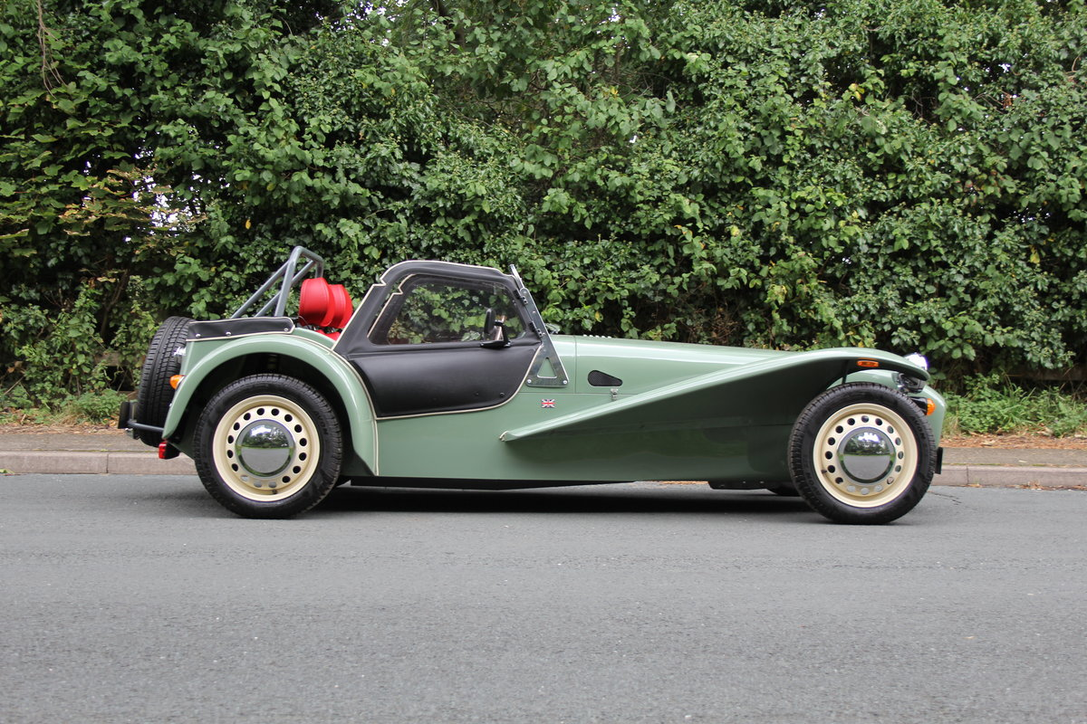 2017 Caterham Sprint 60th Anniversary Edition - 270 Miles SOLD (picture 6 of 20)