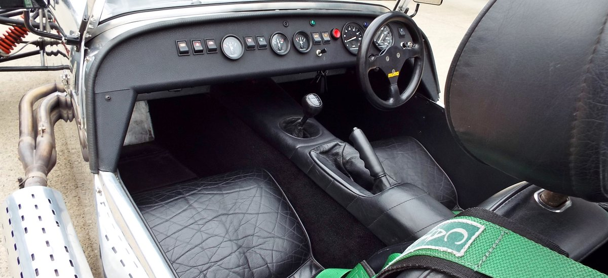 1997 Caterham Super Seven 1.6 K Series Super Sport - 6 Speed  For Sale (picture 4 of 6)