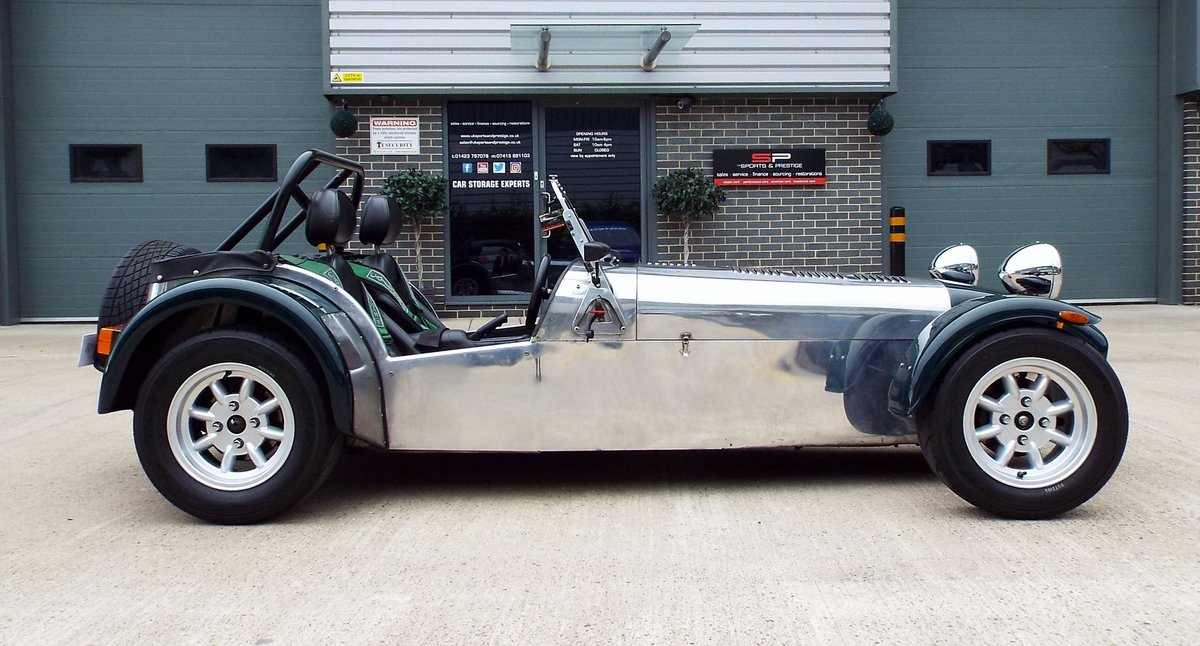 1997 Caterham Super Seven 1.6 K Series Super Sport - 6 Speed  For Sale (picture 5 of 6)