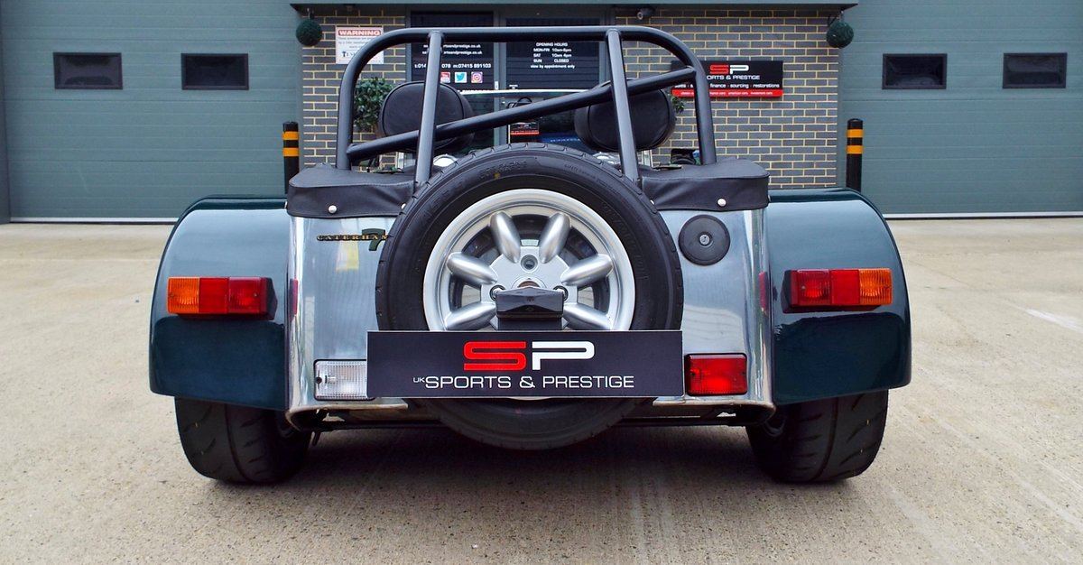 1997 Caterham Super Seven 1.6 K Series Super Sport - 6 Speed  For Sale (picture 6 of 6)