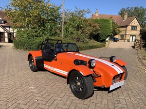 1997 Caterham Super 7