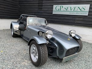 1997 Caterham Classic 1.6 Ford X Flow 100bhp 5 speed