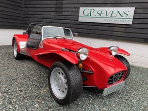 1992 Caterham Supersprint 1.7 Ford X Flow 135bhp 5 speed