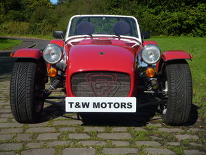 2013 Caterham Seven 1.4 Classic 4,600 miles For Sale