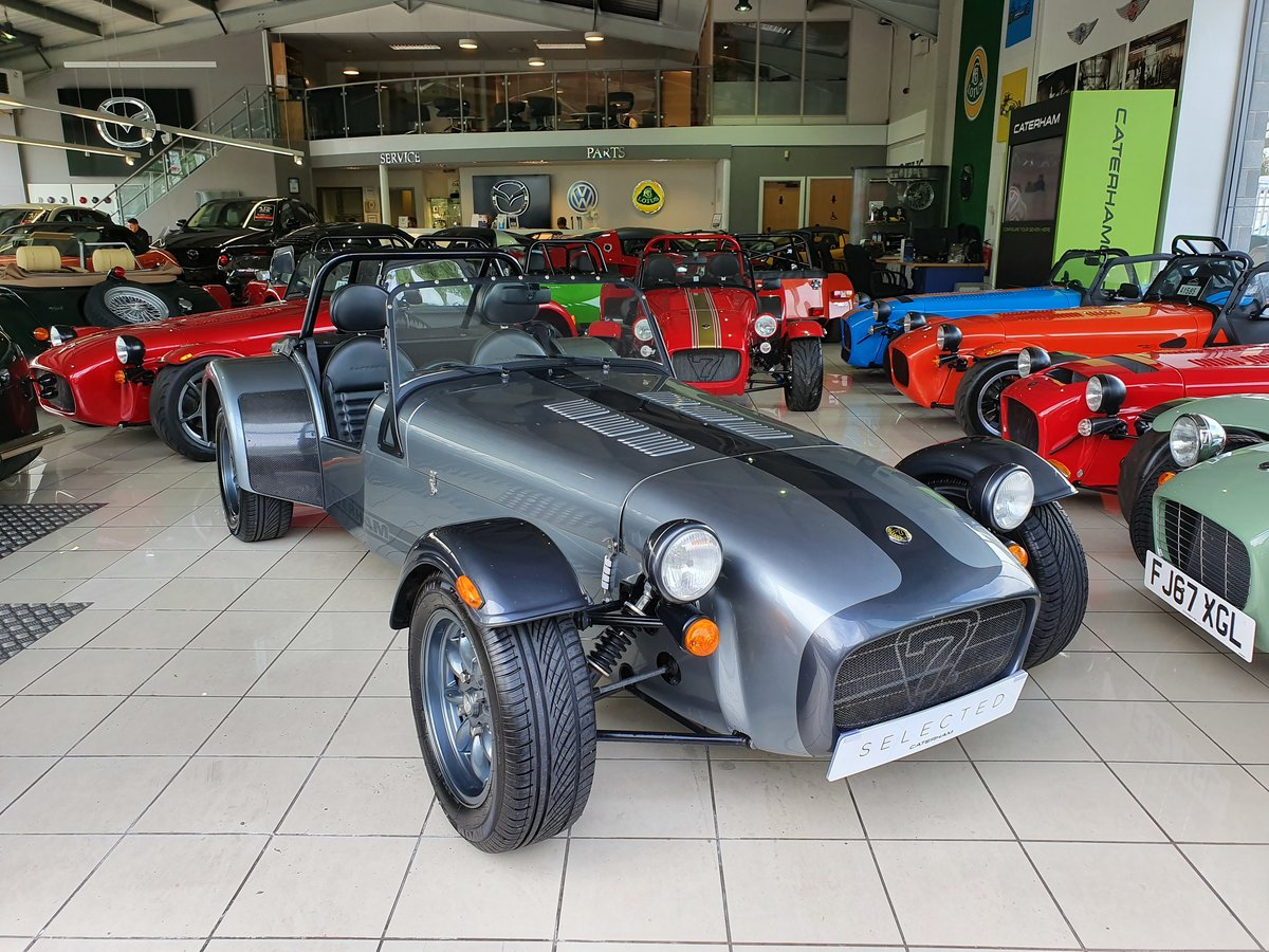 2011 Caterham Seven Classic 1.4 SV Chassis  For Sale (picture 1 of 6)