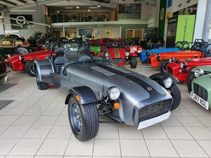 2011 Caterham Seven Classic 1.4 SV Chassis